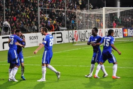 <p>Chelsea will feel unbeatable coming into the final.</p>